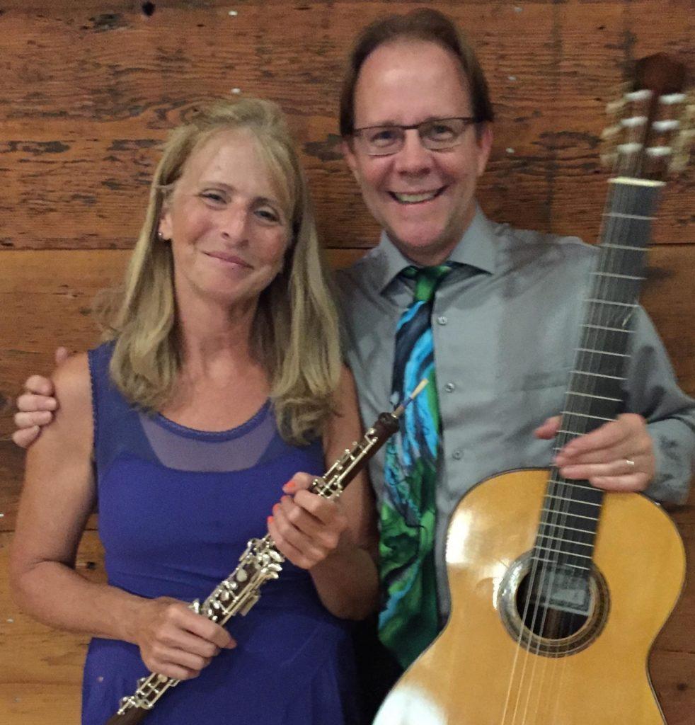 David Newsam & Margaret Herlehy